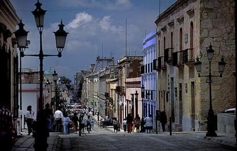 Oaxaca vial